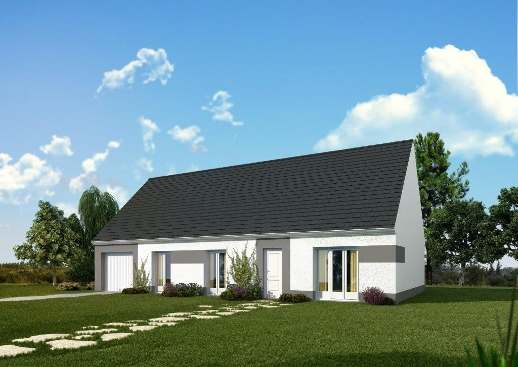 Constructeur maison contemporaine amiens compi gne for Garage de l avenue senlis